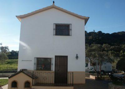 La Casita - Alojamiento Civa Algodonales - ENTRADA